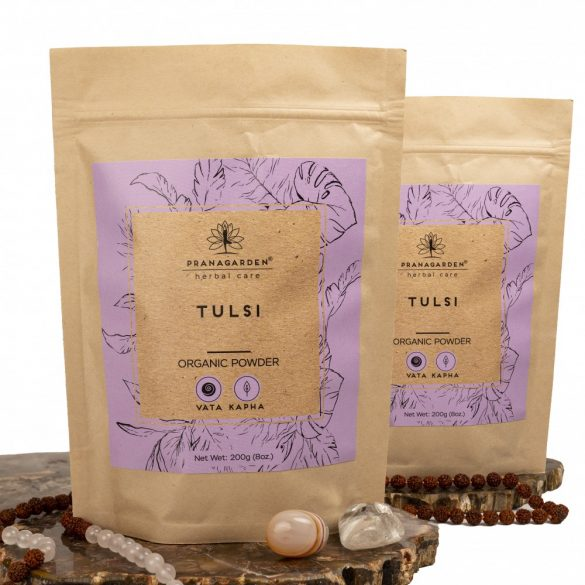 2 tasak TULSI - A gyógynövények királynője