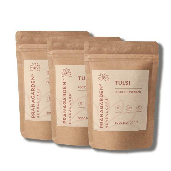 3 tasak TULSI - A gyógynövények királynője