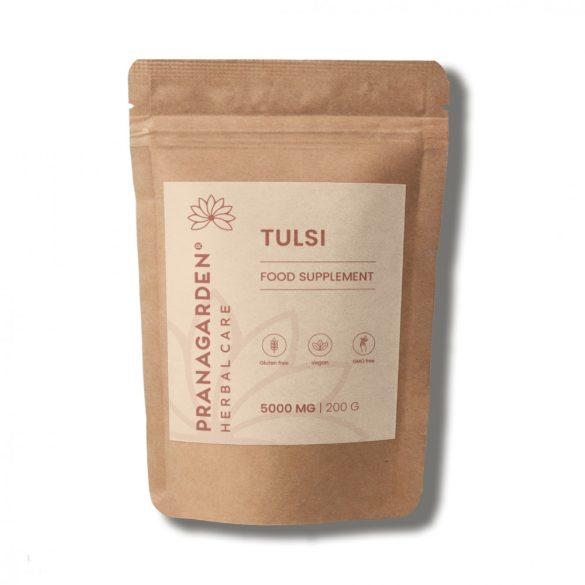 TULSI - A gyógynövények királynője