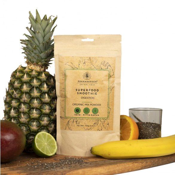 Pranagarden Emésztést Segítő Italpor - Bio Superfood Smoothie