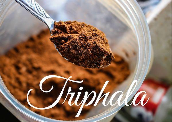 TRIPHALA – a méregtelenítés és a megújulás mesteri hármasa