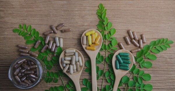 Gyógynövény Kapszulák