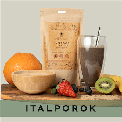 Bio superfood smoothie